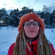 Profil utilisateur de Eugeniya