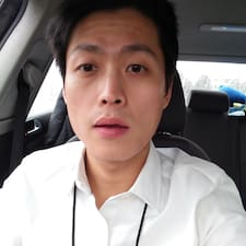 Henkilön Seul käyttäjäprofiili