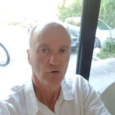 Frederic - Uživatelský profil