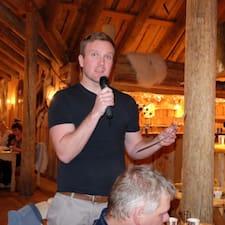 Profilo utente di Gunnar Þór