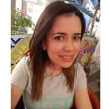 Estefany User Profile