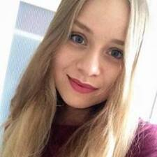 Profil Pengguna Klaudia