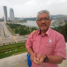 Profil utilisateur de Ahmad Fikri Bin