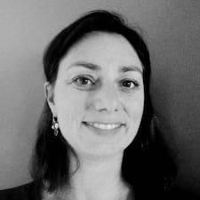 Anne-Sophie felhasználói profilja