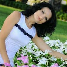 Halyna User Profile