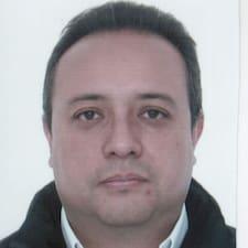 Jorge Enrique felhasználói profilja
