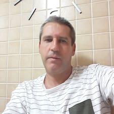 Profil Pengguna Antonio Javier
