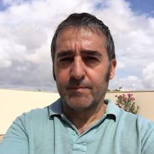 Nacho Brukerprofil
