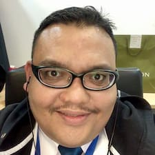 Ahmad Rizal felhasználói profilja