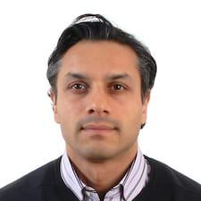 Perfil do usuário de Waheed
