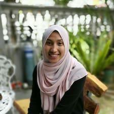 Profil utilisateur de Syarifah Nur Syahira