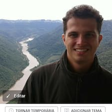 Vinícius的用戶個人資料