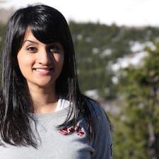 Sanaa User Profile