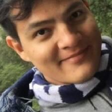Profil Pengguna Andre