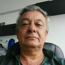 Användarprofil för Carlos Daniel