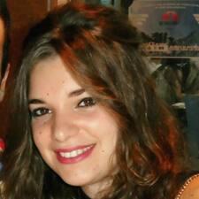 Профиль пользователя María José