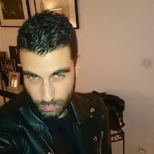 Profilo utente di Romain Salvatore