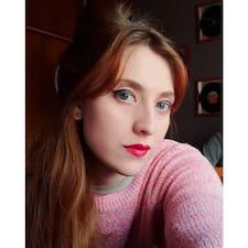 Perfil de usuario de Ludmila