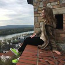 Profil utilisateur de Anička