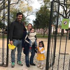 โพรไฟล์ผู้ใช้ Renato, Emek, Sofia & David