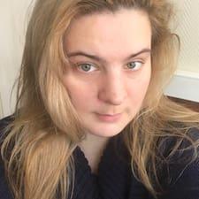Вера felhasználói profilja