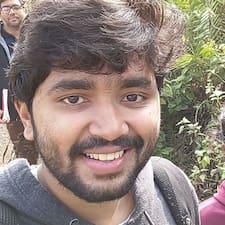 Användarprofil för Suraj