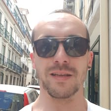 Dries - Uživatelský profil