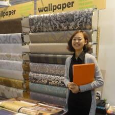 Wallpaper - Uživatelský profil