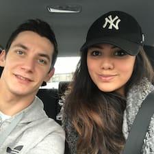Nicole & Gaetan User Profile