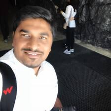Profil utilisateur de Naveen