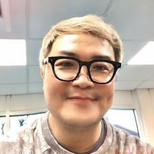 Profil utilisateur de Boon Peow