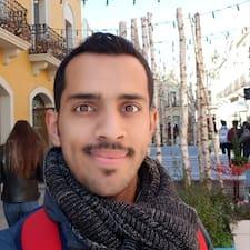 Henkilön Omar käyttäjäprofiili