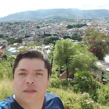 Profil Pengguna Jorge Enrique