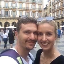 Elin & Joakim - Uživatelský profil