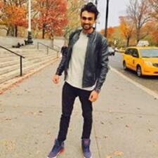 Nadeem - Uživatelský profil