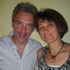 Användarprofil för Philippe & Marie-Laure