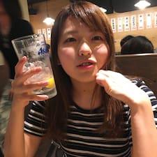 Profil utilisateur de Haruhi