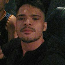 Nutzerprofil von Robério
