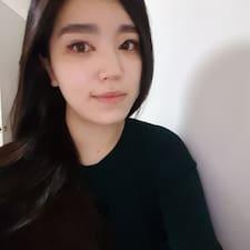 Perfil do utilizador de Jiseon