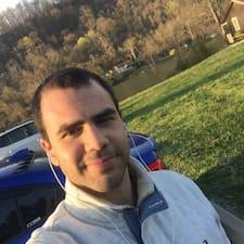 Amr felhasználói profilja