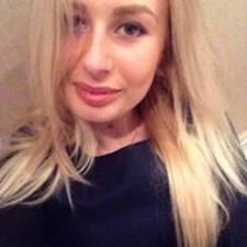 Perfil de usuario de Viktoria