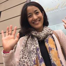 由里香さんのプロフィール