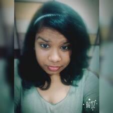 Profil utilisateur de Pranali