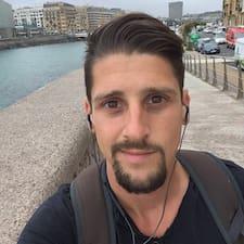 Profil utilisateur de Ruben