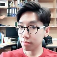 Profil utilisateur de Taehoon