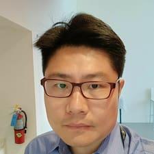 Xinshi felhasználói profilja