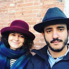 Profil utilisateur de Amina & Mourad