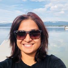 Saniya User Profile