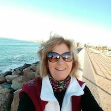 Susanne felhasználói profilja