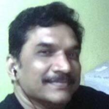 Sharat K felhasználói profilja